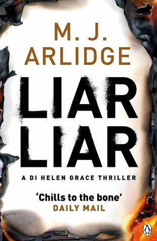Liar Liar (Helen Grace, #4)