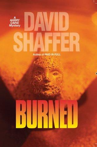 Burned (Harry Caine Mystery Series) David Shaffer