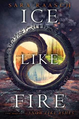 Ice Like Fire by Sara Raasch - The 18 Most Anticipated YA Books to Read in October