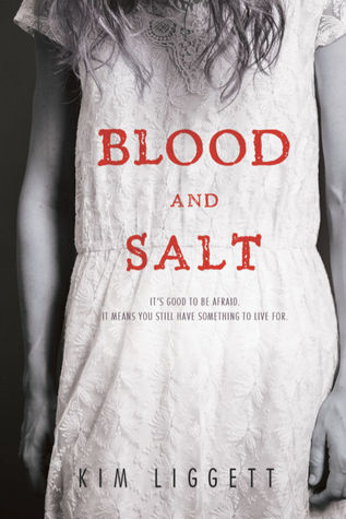 Book Review: Blood and Salt by Kim Leggett