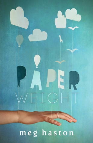 Review: 3 stars to Paperweight by Meg Haston #BookBloggers #thegirlgang
