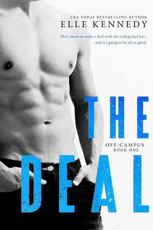 Review ~ The Deal (Off-Campus #1) by Elle Kennedy | Anatea's Bookshelf