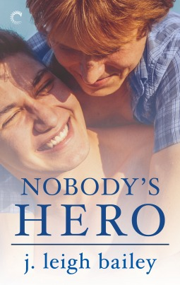 Nobody's Hero (Letting Go, #1)