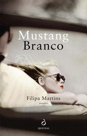 Mustang Branco  by  Filipa Martins