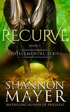 Review: Recurve by Shannon Mayer (@TheShannonMayer)
