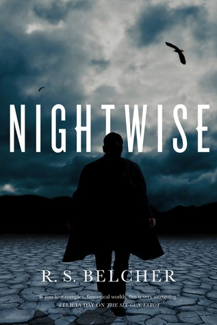 DNF Review: Nightwise by R.S. Belcher (@jessicadhaluska)
