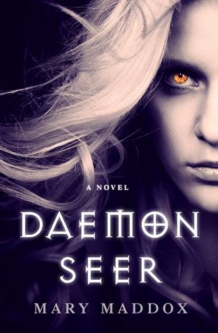 {Review} Daemon Seer by Mary Maddox
