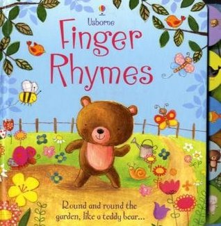 Finger Rhymes  by  Nadine Wickenden