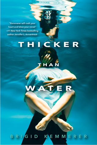 [ARC Review] Thicker Than Water by Brigid Kemmerer