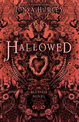 Hallowed (The Blessed, #3)