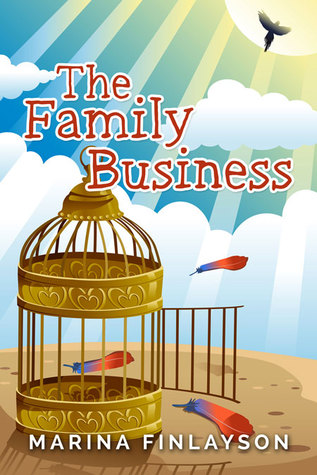 Short fantasy review: 'The Family Business' by Marina Finlayson