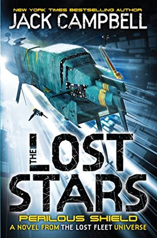 Perilous Shield (The Lost Stars #2)