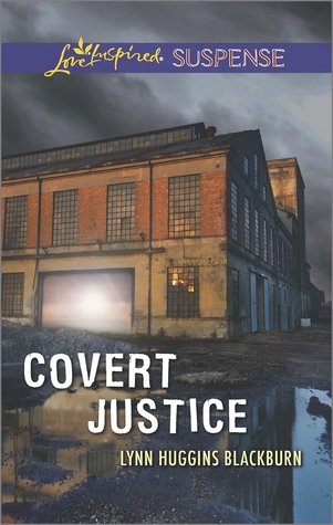 Covert Justice by Lynn Huggins Blackburn