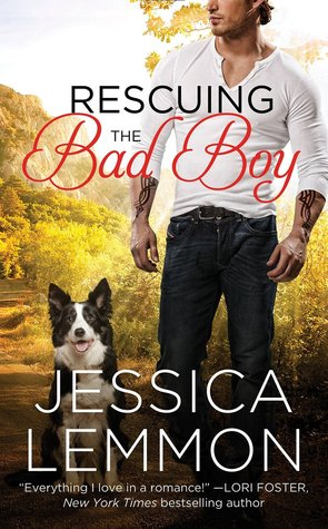 Kiss, Marry, Kiss with Author Jessica Lemmon + Rescuing the Bad Boy Excerpt