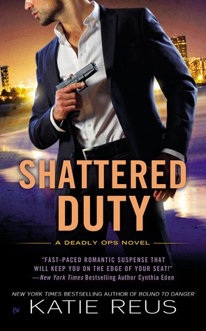 Review: Shattered Duty by Katie Reus