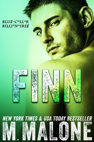 Finn (Blue-Collar Billionaires, #2)
