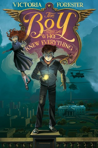 the boy who knew everything by victoria forester