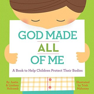 god made all of me a book to help children protect their bodies