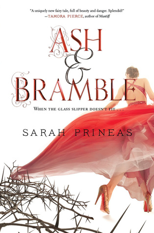 Ash & Bramble by Sarah Prineas  book cover