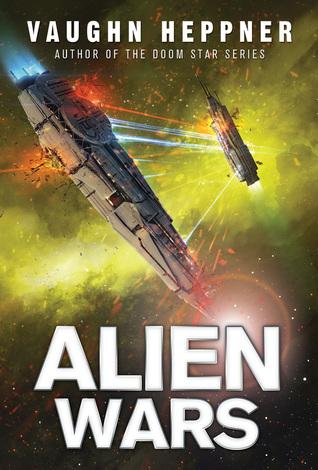 Alien Wars (Fenris #3) - Vaughn Heppner