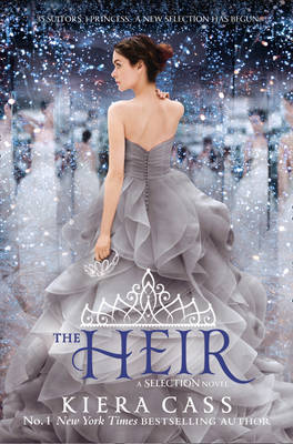 #Review: 4 stars to The Heir (The Selection series #4) by Kiera Cass #YA #Dystopian @HarperChildrens @kieracass