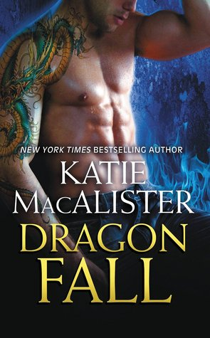 Book Review: Dragon Fall by Katie MacAllister
