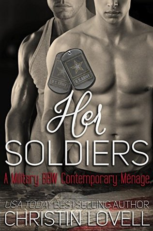 Her Soldiers: A Military BBW Contemporary Menage
