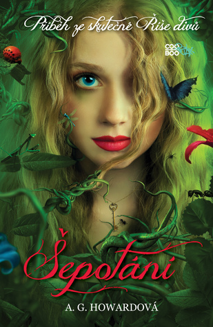 Šepotání (Splintered, #1)