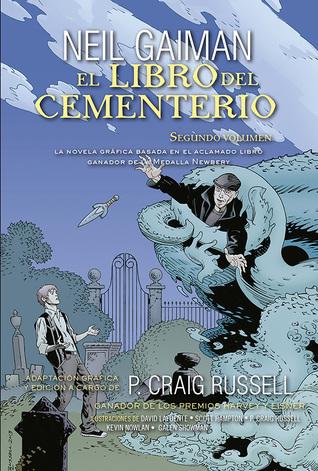 El libro del cementerio 2 (Novela gráfica) - Neil Gaiman