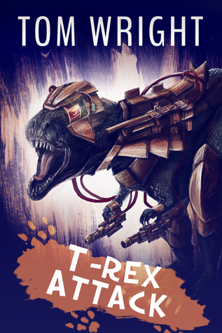 T-Rex Attack (Dino Squad, #2)  by  Tom    Wright