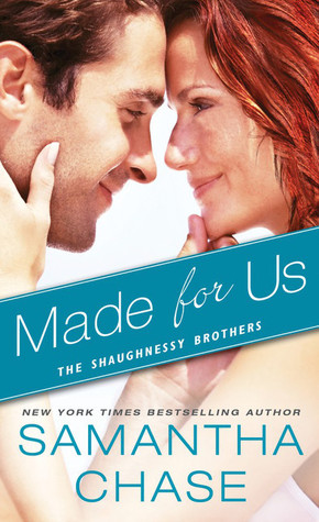 Made for Us (The Shaughnessy Brothers, #1)