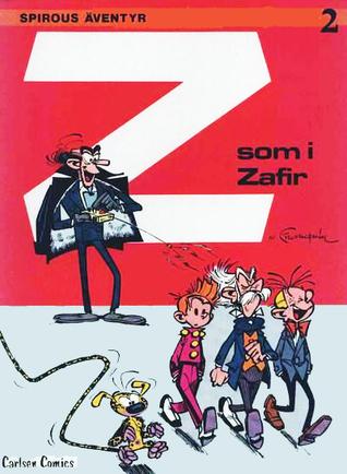 Z som i Zafir  by  André Franquin