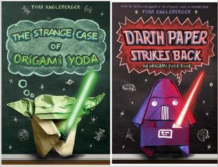 "tom angleberger s the strange case of About the author: tom angleberger's strange case of origami yoda was hailed as ""delightful"" by the new york times and called ""the most original novel of the."