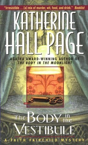 Book Review: Katherine Hall Page's The Body in the Vestibule