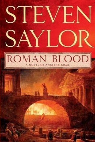 Book Review: Steven Saylor's Roman Blood