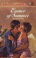 Essence Of Summer (Harlequin Temptation, No 68)  by  Dianne King