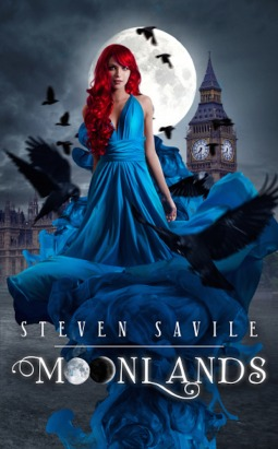 {Review} Moonlands by Steven Savile