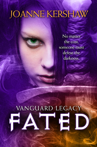 Fated (Vanguard Legacy, #3)