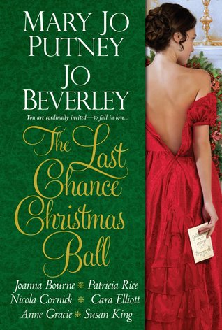 The Last Chance Christmas Ball by Mary Jo Putney