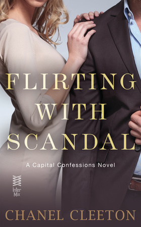 REVIEW:  Flirting With Scandal by Chanel Cleeton