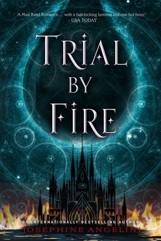 Trial by Fire (The Worldwalker Trilogy, #1)