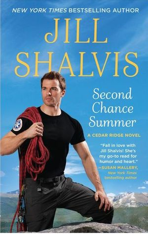 Book Review: Jill Shalvis' Second Chance Summer