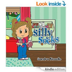 Silly Socks by Sandra Novello