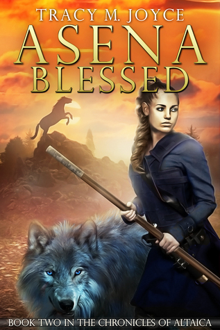Asena Blessed by Tracy M. Joyce