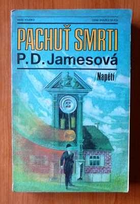 Pachuť smrti (Adam Dalgliesh, #7) P.D. James