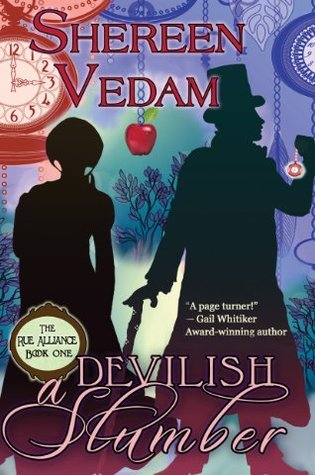 A Devilish Slumber (The Rue Alliance, #1)