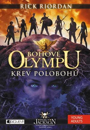 Krev polobohů (Bohové Olympu, #5)