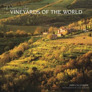 A Year in the Vineyards of the World 2009 Square Wall Calendar  by  NOT A BOOK