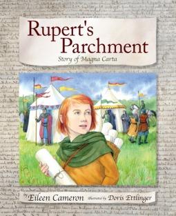 RUPERT'S PARCHMENT, STORY OF MAGNA CARTA