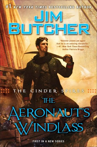 Review: The Aeronaut's Windlass by Jim Butcher (@longshotauthor)